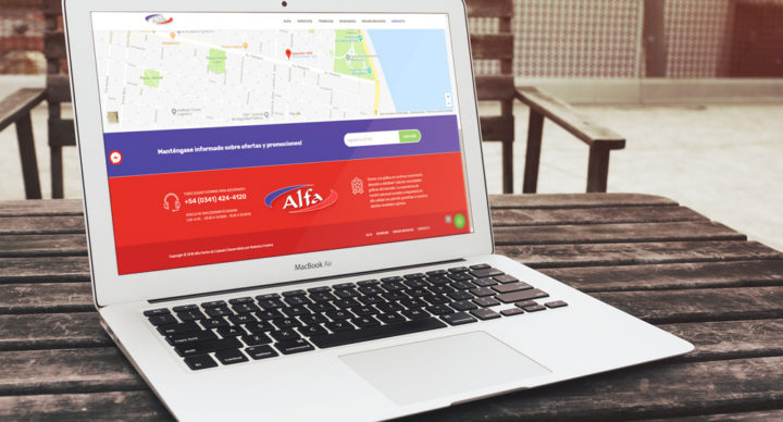 Lanzamos nuestro nuevo sitio web